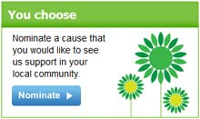 Asda - support your community