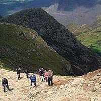 Afasic Snowdon Challenge - 13 May 2017