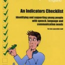 Afasic Indicators Checklist