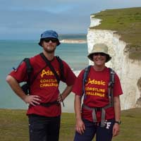 Afasic walking events - help us to fundraise