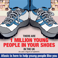 Afasic guide for young people