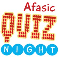 Afasic quiz night - 24 September 2015