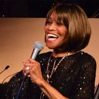 Salena Jones sings for Afasic - 8 and 9 April 2016