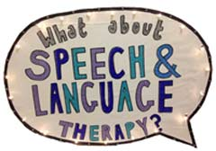 Speech and language therapy - Afasic