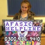 Afasic Helpline drop-in clinics with a speech and language therapist to answer all your questions. Free service.