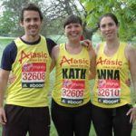 Afasic London Marathon runners