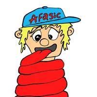 Afasic Tongue Twister Challenge - help to raise money for children who have problems talking and understanding what others say