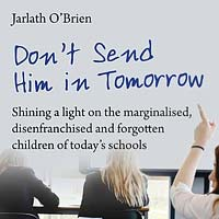 Afasic book review: don't send him in tomorrow
